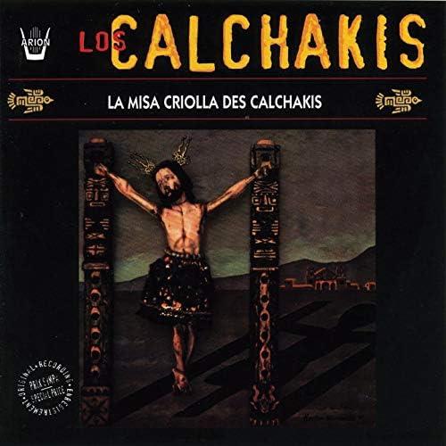 Los Calchakis & Hector Miranda
