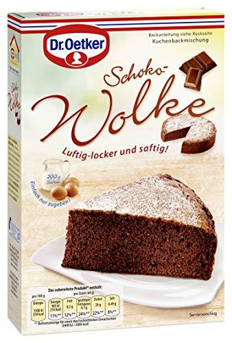 Dr. Oetker Schoko-Wolke, 455 g