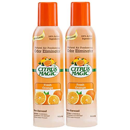 citrus fresh air freshener - 3