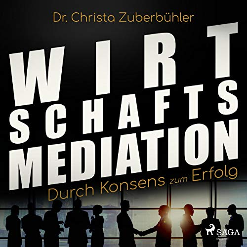 Wirtschaftsmediation audiobook cover art
