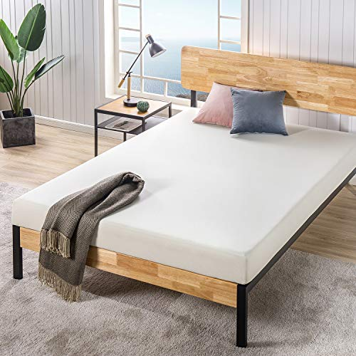 Zinus 6 Inch Ultima Memory Foam Mattress / Pressure Relieving / CertiPUR-US Certified / Bed-in-a-Box, Queen
