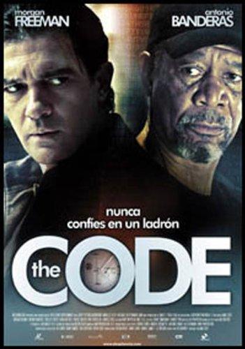 The Code (Blu-Ray) (Import) (Keine Deutsche Sprache) (2009) Antonio Banderas Morgan Freeman Radha Mit