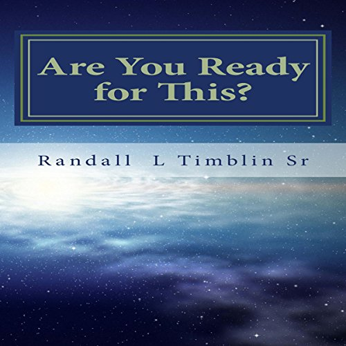Are You Ready for This? audiobook cover art