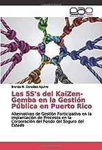 Las 5S's del KaiZen-Gemba en la Gestión Pública en Puerto Rico: Alternativas de Gestión Participativa en la Implantación de Procesos en la Corporación del Fondo del Seguro del Estado (Spanish Edition)