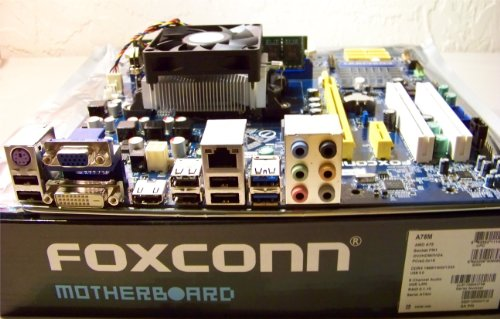 AMD A4-3400 Box Prozessor (2,7GHz, Sockel FM1, 1MB Cache, 65 Watt)