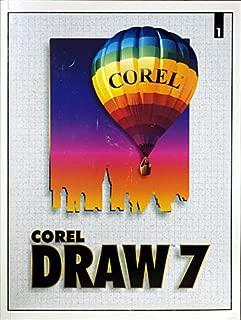 Corel Draw 7 User Manual Version 7.0 (Volume 1,2,3 Set)