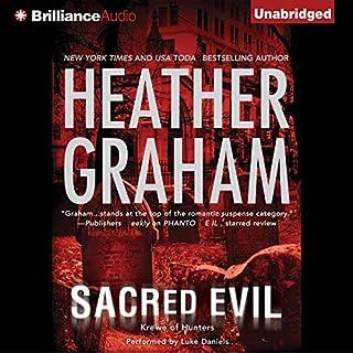 Sacred Evil audiobook cover art