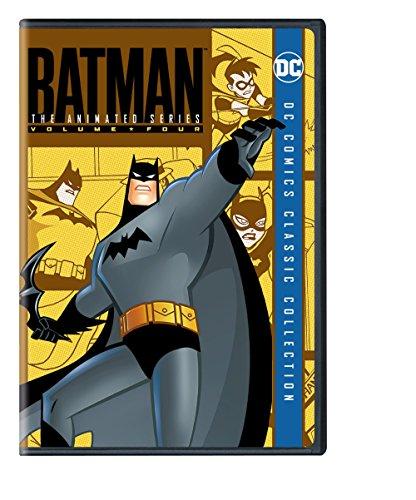 Batman: The Animated Series 4 [Edizione: Stati Uniti] [Italia] [DVD]