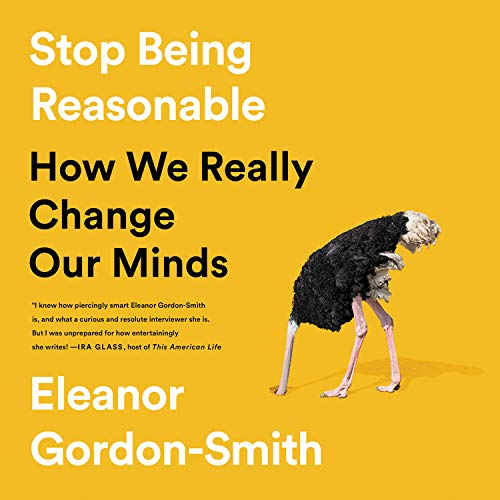 Stop Being Reasonable  By  cover art