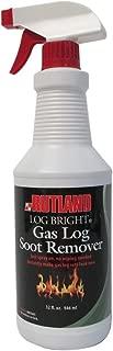 Rutland 570Q Log Bright Gas Log Soot Remover