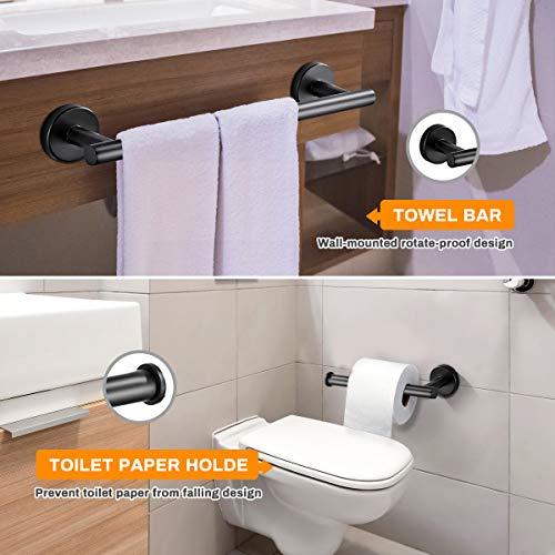 LINGSFIRE Portarrollos para papel higiénico