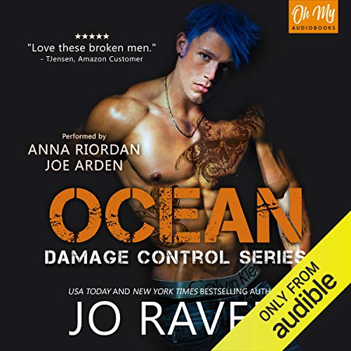 Ocean audiobook cover art