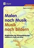 Malen nach Musik, Musik nach Bildern, Buch - Dagmar Kuhlmann
