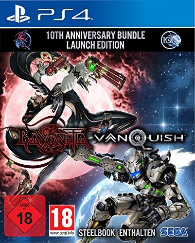 Bayonetta & Vanquish 10th Anniversary Bundle Limited Edition - PlayStation 4 [Importación alemana]
