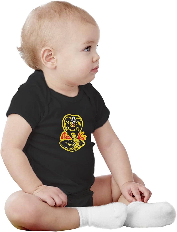 Cobra Kai Dojo Merchandise Karate No Super beauty product restock quality top Infant Boy Year-end gift Mercy Girl Baby