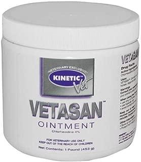 Kinetic Ahi Vetasan Ointment 1lb