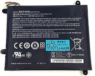 7.4V 3260mAh BAT-1010 Laptop Battery Fit for Acer Iconia Tablet A500 A501 A500-10S32u A500-10S16u BAT1010 BAT 1010 Tablet