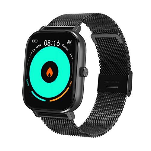 hgfhgf Smartwatch, ECG PPG PPG + HRV...