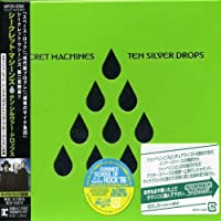Ten Silver Drops by Secret Machines (2008-01-13)