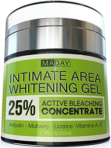 Intimate Whitening Cream - Made in USA Skin...