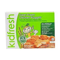Kidfresh Entree Super Dipper Chicken Nugget, 6.7 oz