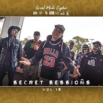 Grind Mode Cypher Secret Sessions, Vol. 18