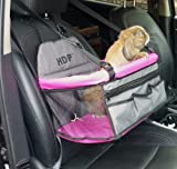 HDP Car Deluxe Lookout Booster Car Seat Color:Pink