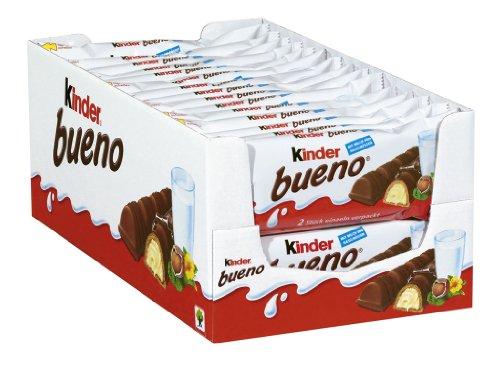kinder Bueno Vorratspack, 30er Pack (30 x 43 g Packung)
