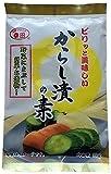 幸田商店 おいしいからし漬けの素 袋90g