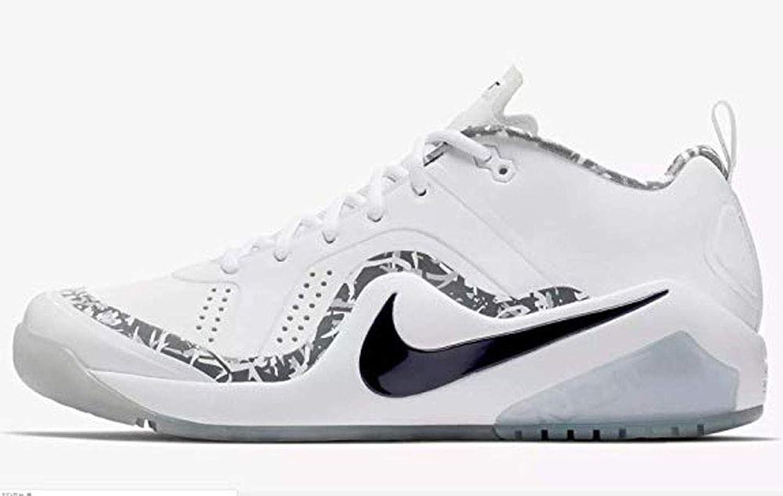 Nike Mens Zoom Trout 4 SZ 9 White