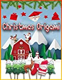 Christmas Origami: The Great Big Easy ORIGAMI Book   Origami Made Simple   Origami kit japanese   Origami Christmas