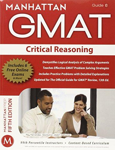 Manhattan GMAT Verbal Strategy Guide Set, 5th Edition (Manhattan GMAT Strategy Guides)