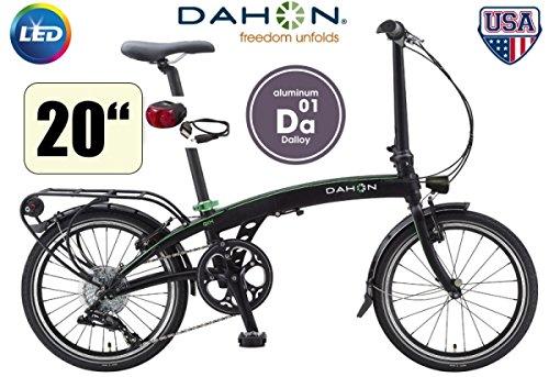 Dahon Qix D8 20Zoll 8-Gang 11.9kg/ LED Set