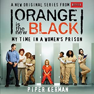 Orange Is the New Black     My Time in a Women's Prison              By:                                                                                                                                 Piper Kerman                               Narrated by:                                                                                                                                 Cassandra Campbell                      Length: 11 hrs and 11 mins     406 ratings     Overall 4.2