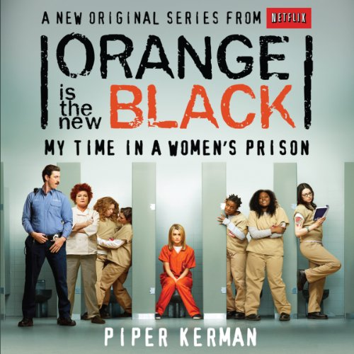 Orange Is the New Black audiobook cover art