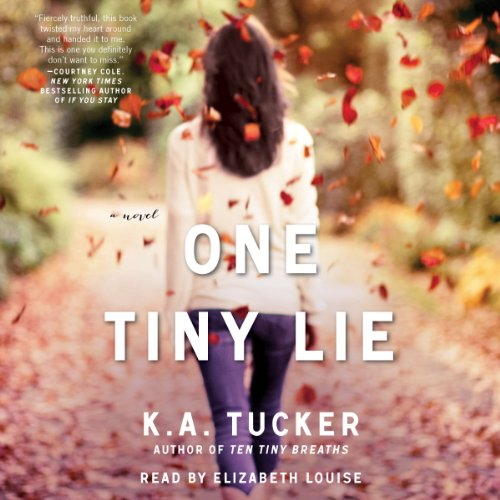 One Tiny Lie cover art