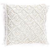 Homesunshine Macramé Pillow Cover Boho...