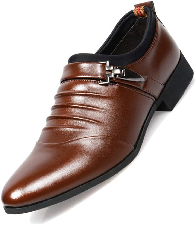 EGS-schuhe Schuhe Herren Freizeitschuhe Lederschuhe Herren Business,Grille Schuhe (Farbe (Farbe   E, Größe   42)  tolle angebote