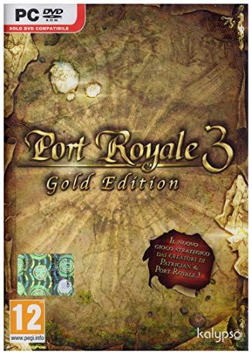 PC - Port Royale 3 - Gold Edition [Edizione Italiana]