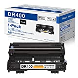 1 Pack DR-400 Drum Unit Compatible for Brother DR400 Replacement for DCP-1200 1400 HL-1230 1250 1435 1440 1450 1470N MFC-8300 8600 8700 9700 9800 IntelliFax-4100e 4100 5750 5750e Printer
