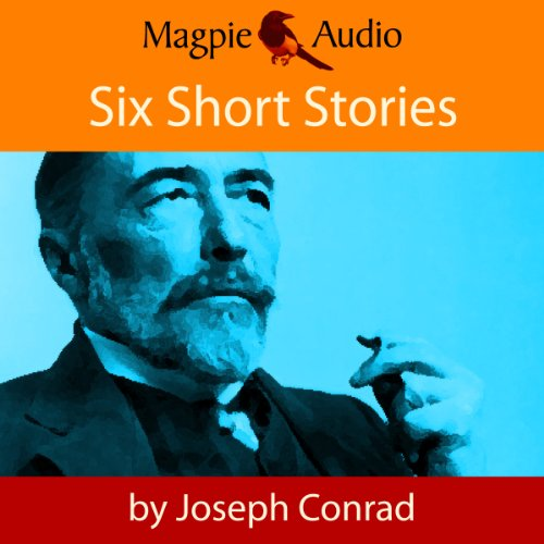 Six Short Stories audiobook cover art