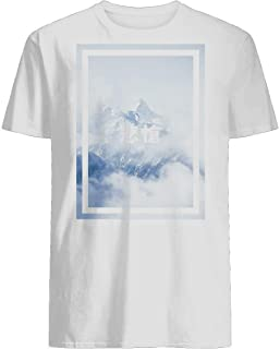 Hey Dude Can You Pass The Mountain - Sa -dew 40 Unisex Short Sleeve Graphic Fashion T-Shirt