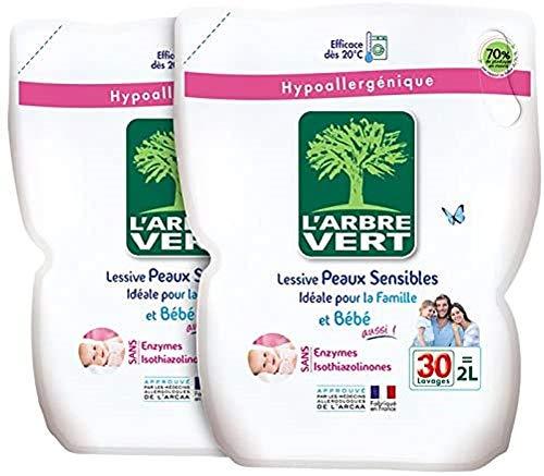 L'arbre vert Lessive Liquide Recharge...