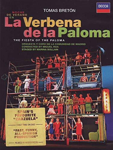 La Verbena De La Paloma [Alemania] [DVD]