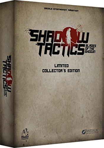 Shadow Tactics: Blades of the Shogun - Deluxe Version - [PC]
