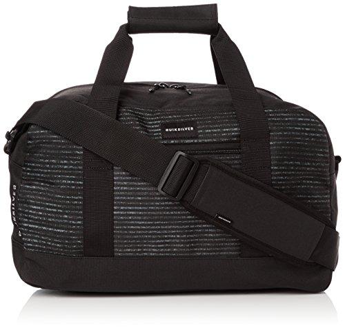Quiksilver EQYBL03084-KVJ0-1SZ Herren Luggage SMALL SHELTER M LUGG Schultertasche, schwarz, 44,5 x 30 x 27 cm, 31 Liter