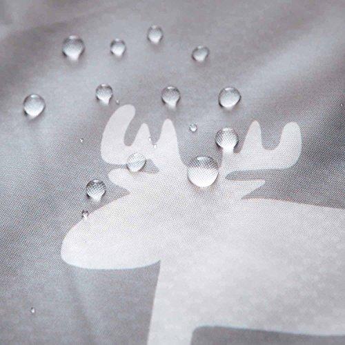 COGIT(コジット)『肩までスッポリはっ水ブランケットトナカイ』