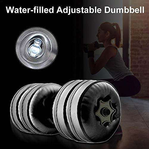 Greatideal-20kg-Water-Filled-Adjustable-Dumbbell-Set-Environmental-Training-Arm-Muscle-Strength-Fitness-Dumbbell-Perfect-for-Bodybuilding-Weight-Lifting-Training-Professional-Workout
