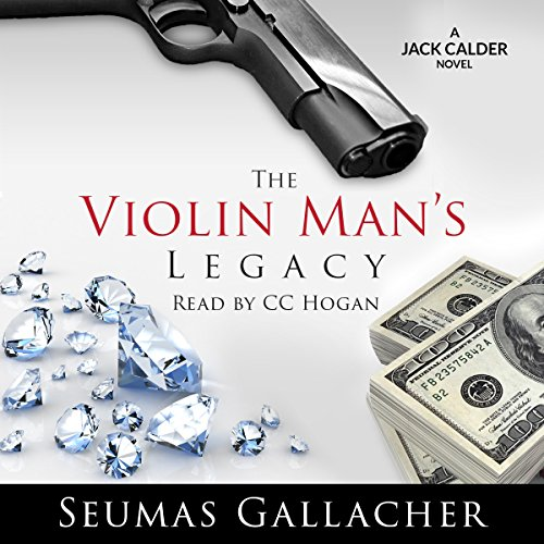 The Violin Man's Legacy audiobook cover art