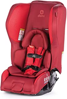 Diono rainier 2 AX Convertible Car Seat, For Children and Baby to 65 Pounds, Red